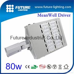 80W Super Bright  LED road light