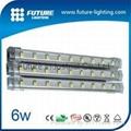 50CM RGB SMD LED 对接铝合槽 1