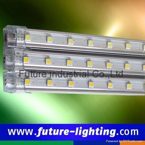 50 CM  白色   LED   對接鋁合槽 2