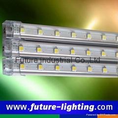 10CM RGSMD5050  LED  對接鋁合槽