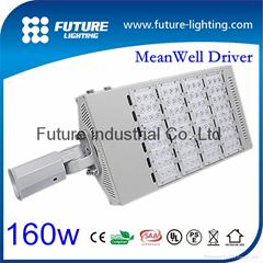 160W 带CE/RoHs 认证的路灯