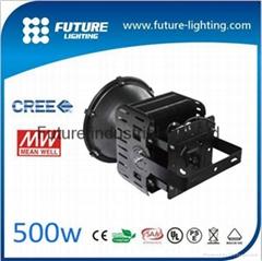 500w 大功率工礦燈