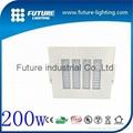 200w ip65 gas station led canopy lights
