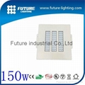 Shenzhen manufacturers waterproof 150w recessed floodlight 3 module gas station