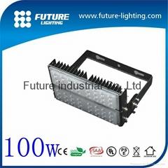 100w high power led tunnel light