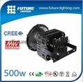 500w ip65 led outdoor lighting high bay