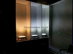 100w high power ip65 led tunnel light