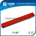 Outdoor IP67 glass cover waterproof 1000*90 10w garden strip bar led brick light