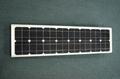 防水的60W 太陽能路燈 4