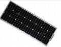 60瓦新款太陽能路燈 5