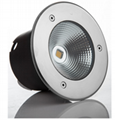 10W COB LED underground light