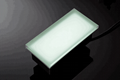 Outdoor LED Tile Light Stainless steel body+Toughened Glass cover
