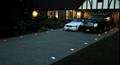 Outdoor IP67 toughened glass shelf 200x200mm light up flooring led tile light