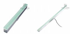 Shenzhen IP67 RGB color 1000*90 underground strip Linear led brick light