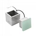 Waterproof IP67 12V outdoor recessed
