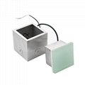 Outdoor 24V RGB stainless steel