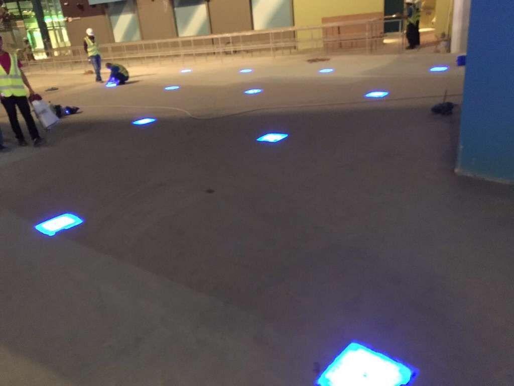 15.6 W led 地磚燈 6