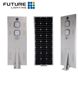 80瓦新款太陽能路燈 1