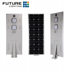 China Golden Supplier High Lumen Waterproof Outdoor 80w Solar Led Street Light
