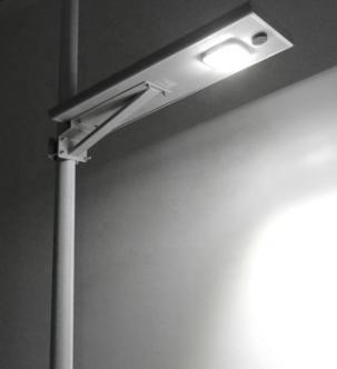 防水的60W 太陽能路燈 2