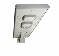 60W ModelD Newly design Integrated Solar LED Street Light