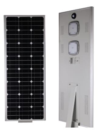 60瓦新款太阳能路灯 4