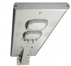 Made in China Top Smart Solar Street Light 40w Solar Led Street Light