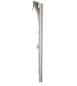 Waterproof auto-sensing with motion sensor 60w integrated solar led street lamp 4