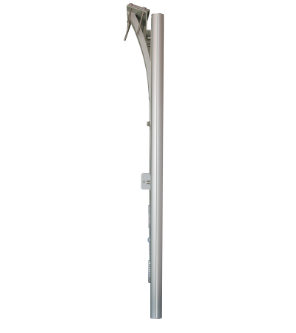 Waterproof auto-sensing with motion sensor 60w integrated solar led street lamp 5