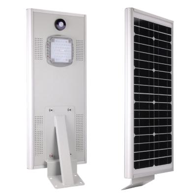 Shenzhen led solar light outdoor integrated with pir sensor solar led street lig 3