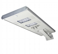 Outdoor integrated led street lamp 30w