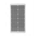 Outdoor IEC Sun power all in one 15W solar led street light