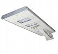 Outdoor IP65 integrated with pir sensor