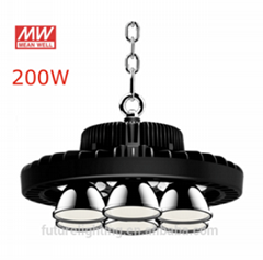 Industrial led high bay light fixture led vapor tight high bay 36000 lumen