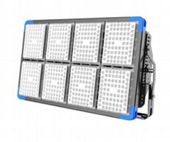 Professional Ip66 outdoor waterproof 1440w led stadium flood light