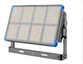 Professional Ip66 outdoor waterproof 1440w led stadium flood light