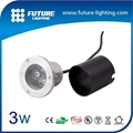 waterproof led inground lamp for garden buried underground light sidewalk