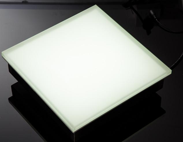 300X300 RGB color changing led floor tile light outdoor LED lighting  1