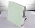 300X300 RGB color changing led floor tile light outdoor LED lighting  2