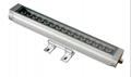Outdoor linear strip landscape IP65 led wall washer