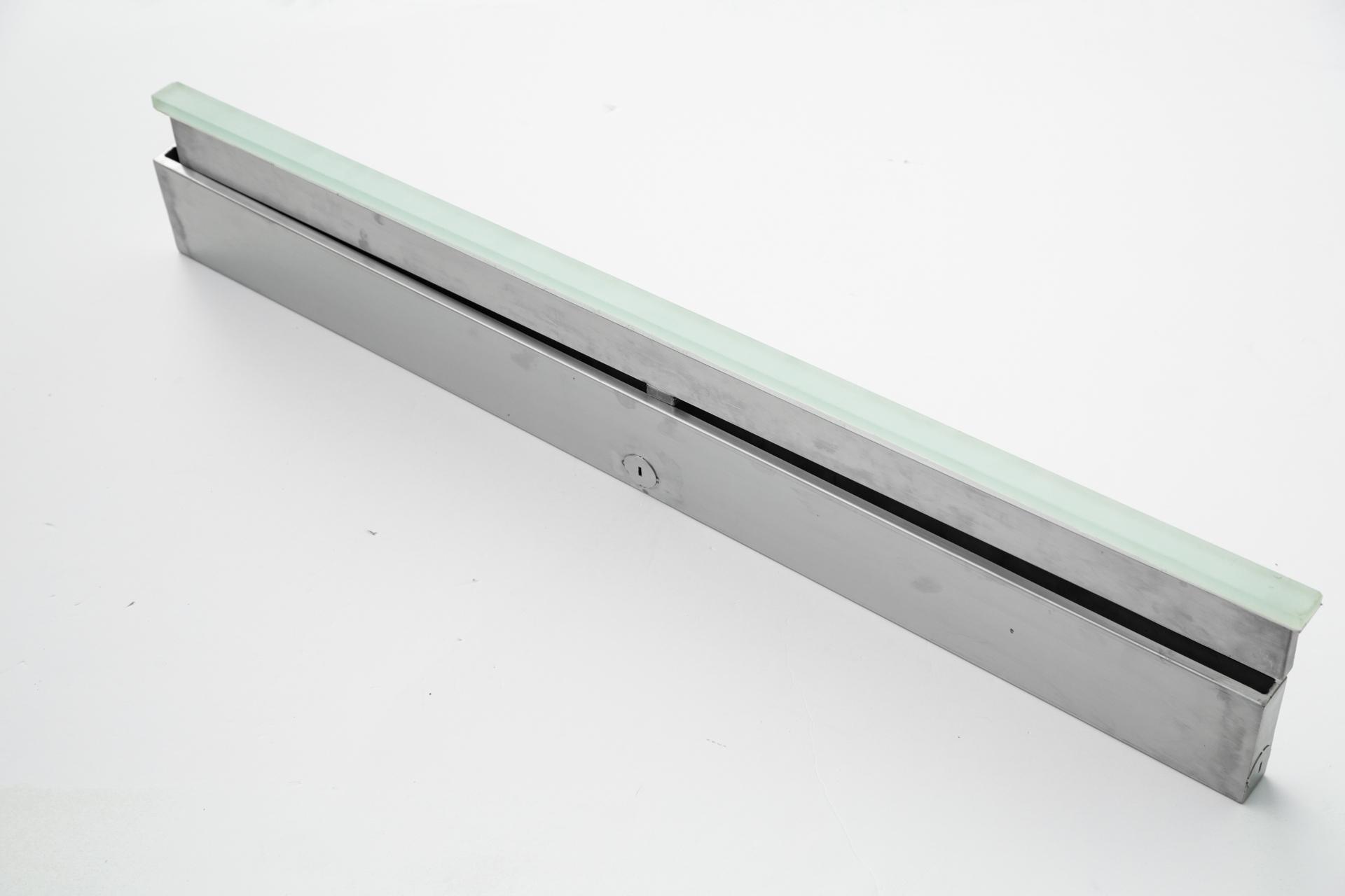 Outdoor waterproof underground lighting DC12V/24V customized linear led inground