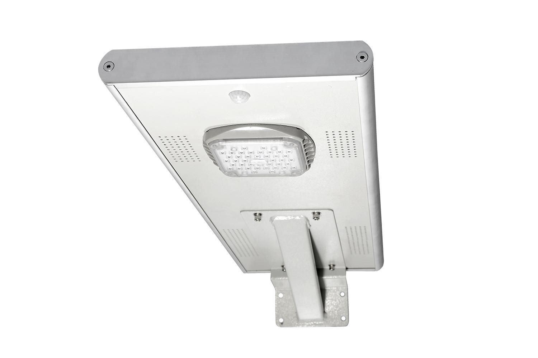High power 20w 30w 40w 60w 100w all in one integrated solar street light