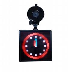 Android iOS iPhone RGB full color DIY Bluetooth APP control led car display led