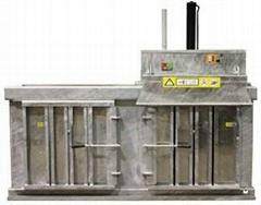MACFAB鍍鋅雙槽式壓縮打包機