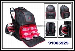 健身登山旅行背包(含6保鲜盒)