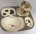 Set of 5 Kids Dining Set