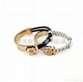 Rose gold Crown Bracelet 1