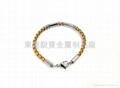 Rose gold Crown Bracelet 5