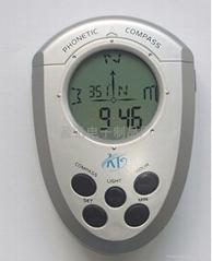 电子语音指南针