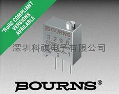 美国BOURNS贴片电位器系列